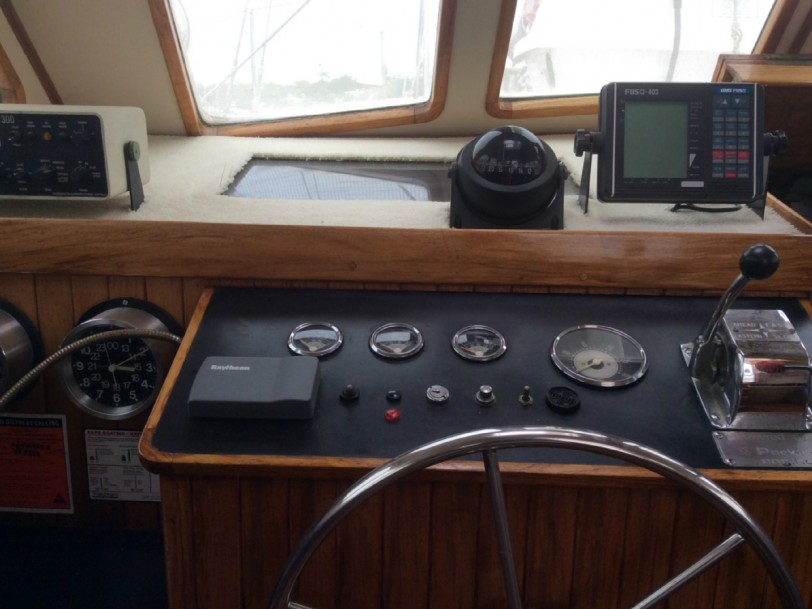 Brewer 43 Pilot House Yacht
