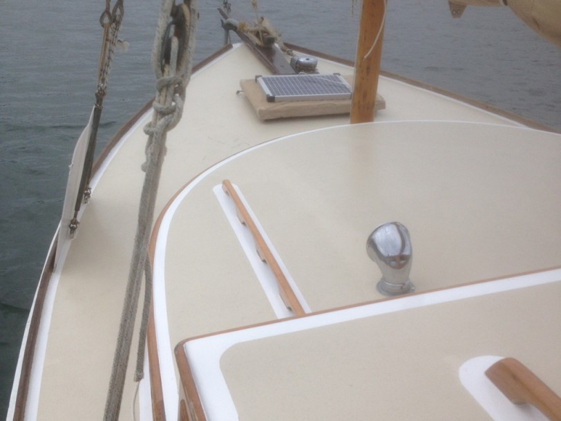 Timber Couta Boat