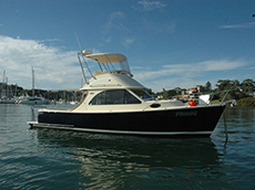 32' Palm Beach 32 Flybridge